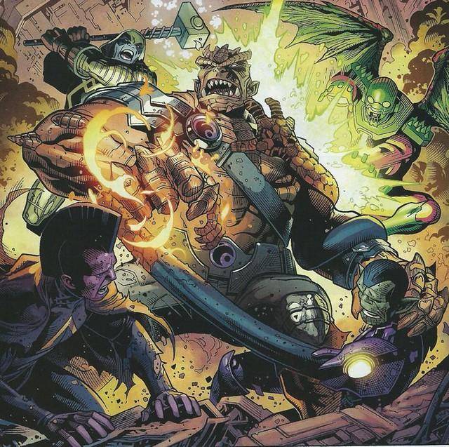 解析「薩諾斯軍隊」的最強先鋒 - 黑暗教團 Black Order