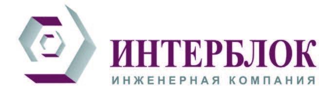 Логотип компании Интерблок