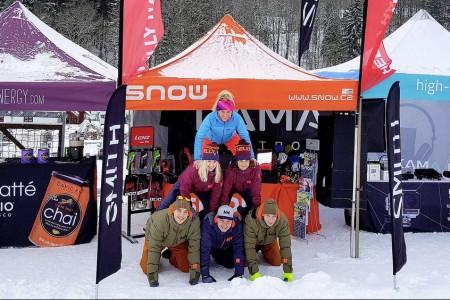 SNOW tour 2017/18 – nově i v Itálii!