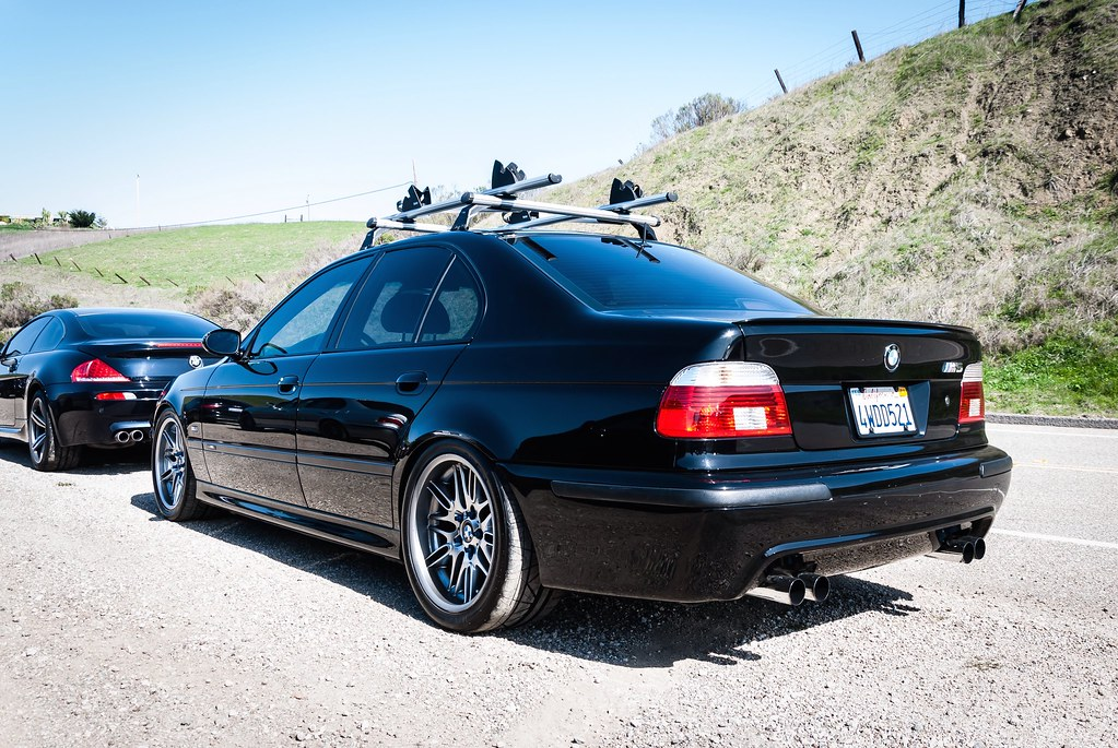 BMW Bay Area >> E39 (96-03) For Sale Genuine BMW Roof Rack with 2 Bicycle ...