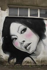 Street art: Richmond Road, Cardiff