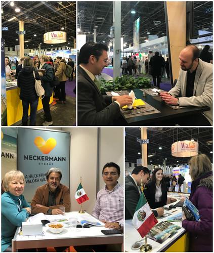 El Estado de Yucatán promueve sus destinos turísticos en la Feria Internacional de Turismo de Budapest – Utazás 2018