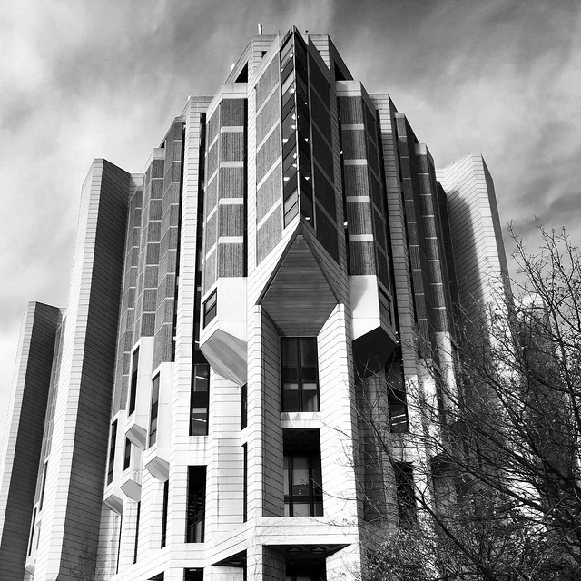 Robarts Library, University of Toronto