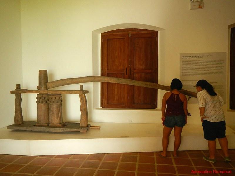 Dadapilan, Elpidio Quirino National Museum