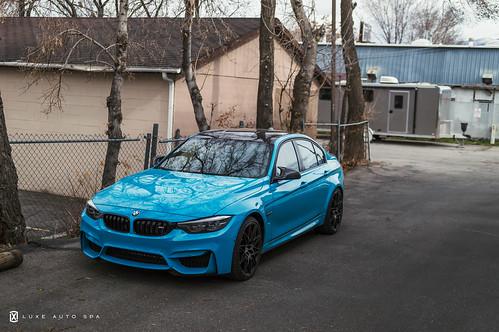 '18 BMW M3