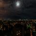 Halo lunar de una gibosa creciente.jpg by danr19f