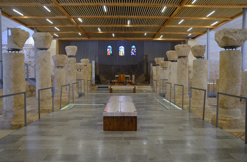 Memorial Church of Moses, Mount Nebo, Jordan