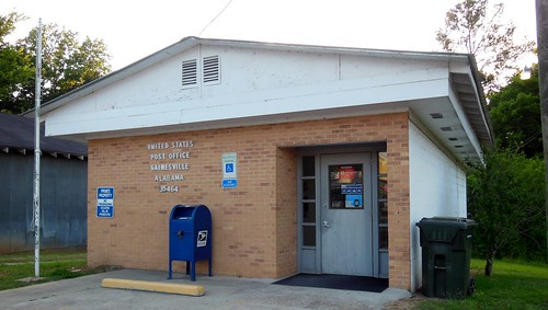 Gainesville, Alabama 35464 PostOffice