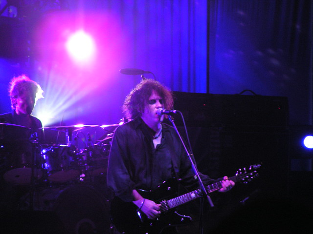The Cure 2004