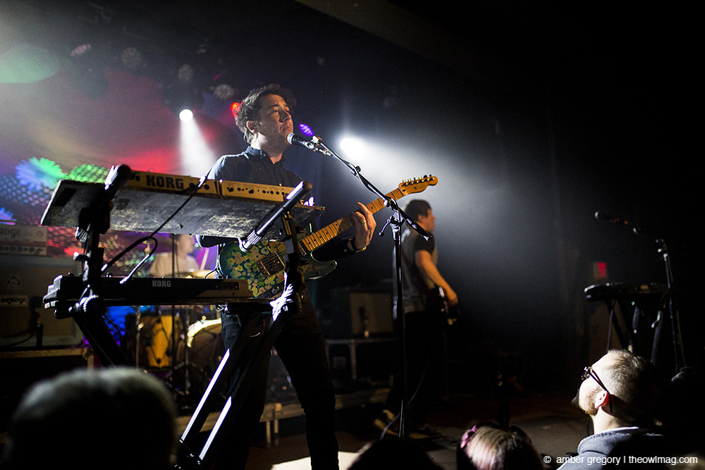 The Wombats @ Wonder Ballroom Portland 012918 03