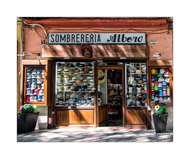 Sombrereria Albero