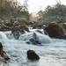 Rumbling Bridge Waterfall