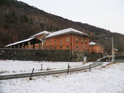 Vallo Alpino: lo sbarramento arretrato Perrero