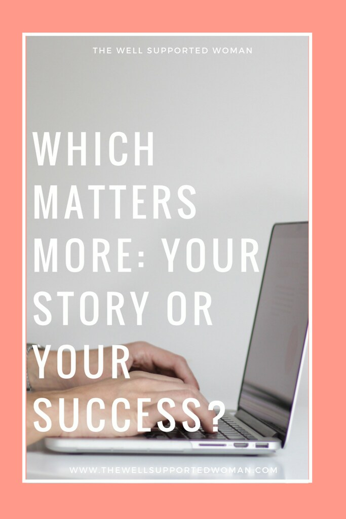 Which matters more to you, your stories of limitation or your success? Life coach Laura Weldy breaks down the concept of limiting beliefs and why all forward movement comes down to you deciding to make it happen.