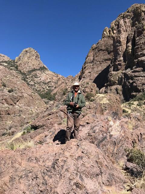 Las Cruces - Organ Peak Mountian Pierre