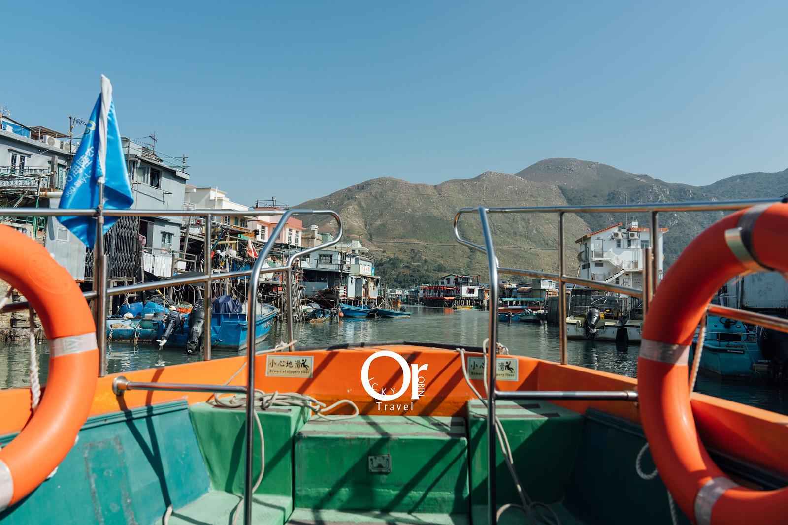 香港景點|大澳漁村,一探香港大嶼山的魅力,獨特的棚屋景觀,搭乘小艇在水道中穿梭回到舊時光吧!