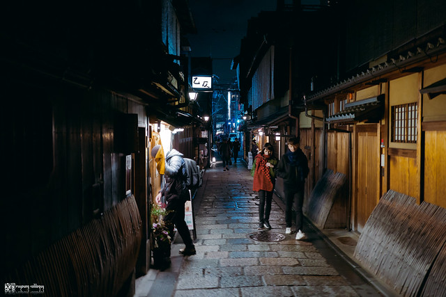 她說旅途若是卷底片 | Kyoto, ver. F1.2  | 06