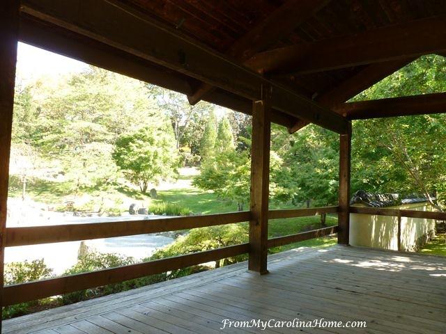 Cheekwood Japanese Garden at From My Carolina Home
