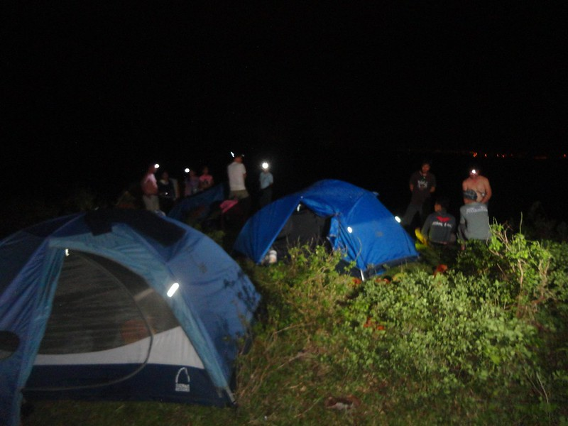 Mt. Naopa campsite