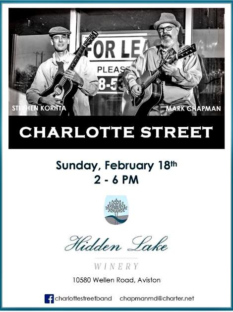 Charlotte Street 2-18-18