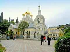 Ukraine, ville de Yalta, Odessa