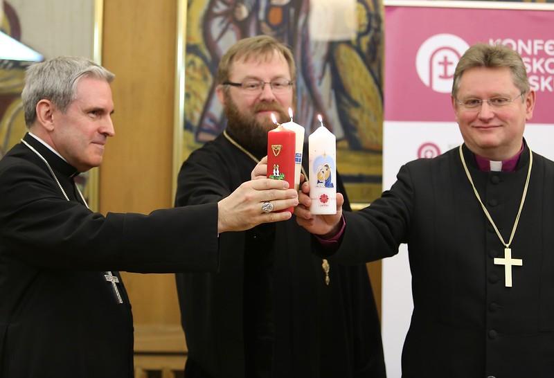 Tydzień Modlitw o Jedność Chrześcijan, Warszawa 15 I 2018