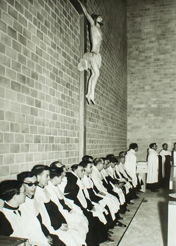 25 de marzo de 1965 - Día de la inauguración [19] - Nuestro sitio está ahí, a los pies de Cristo.