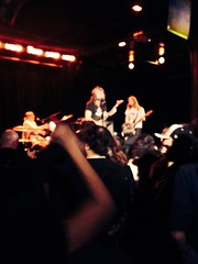 The Bad Side > The Whips > The Hussy > NOBUNNY @ Underground Arts, Philadelphia, PA, 07 February 2014