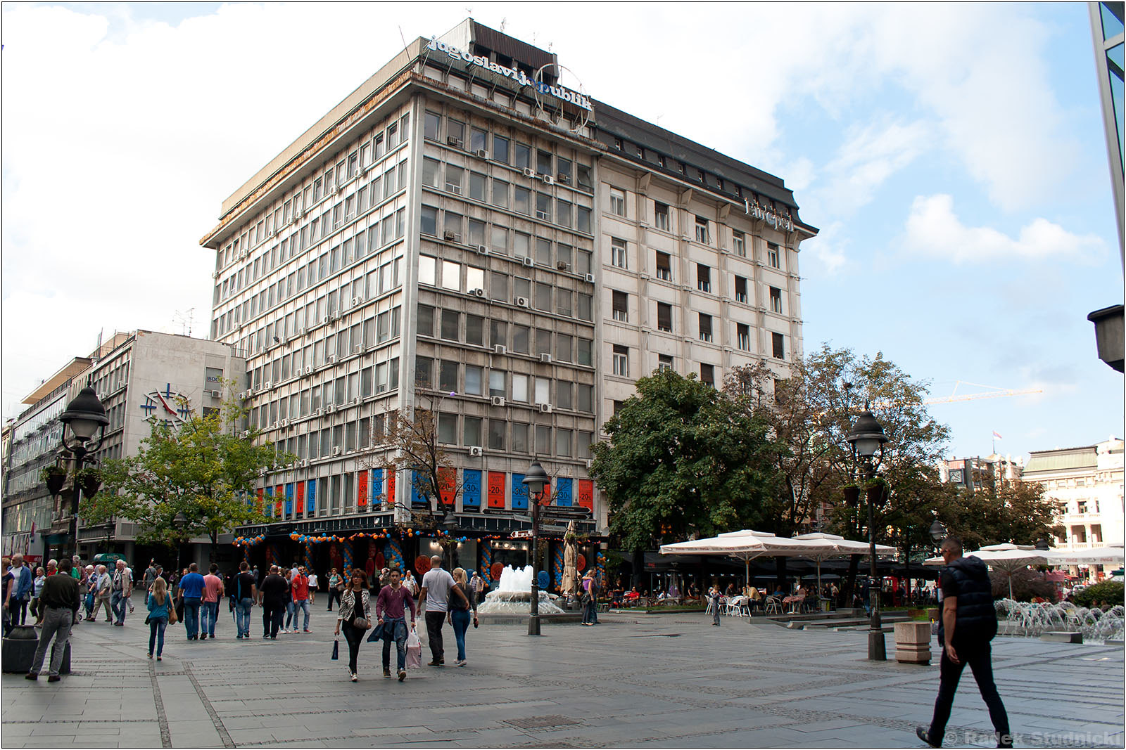 Belgrad socrealistyczny