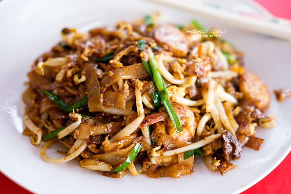 Thong Kee Cafe Sea Park PJ char kuey teow