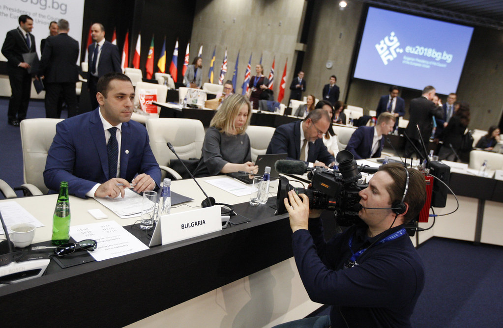 Informal Meeting of Ministers Responsible for Competitiveness (Industry): Roundtable