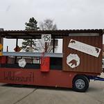 Fasnachtswagenbau 2018: