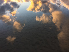 The Clouds in The Indian Ocean