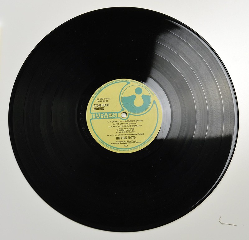 A0486 PINK FLOYD - Atom Heart Mother (FOC)