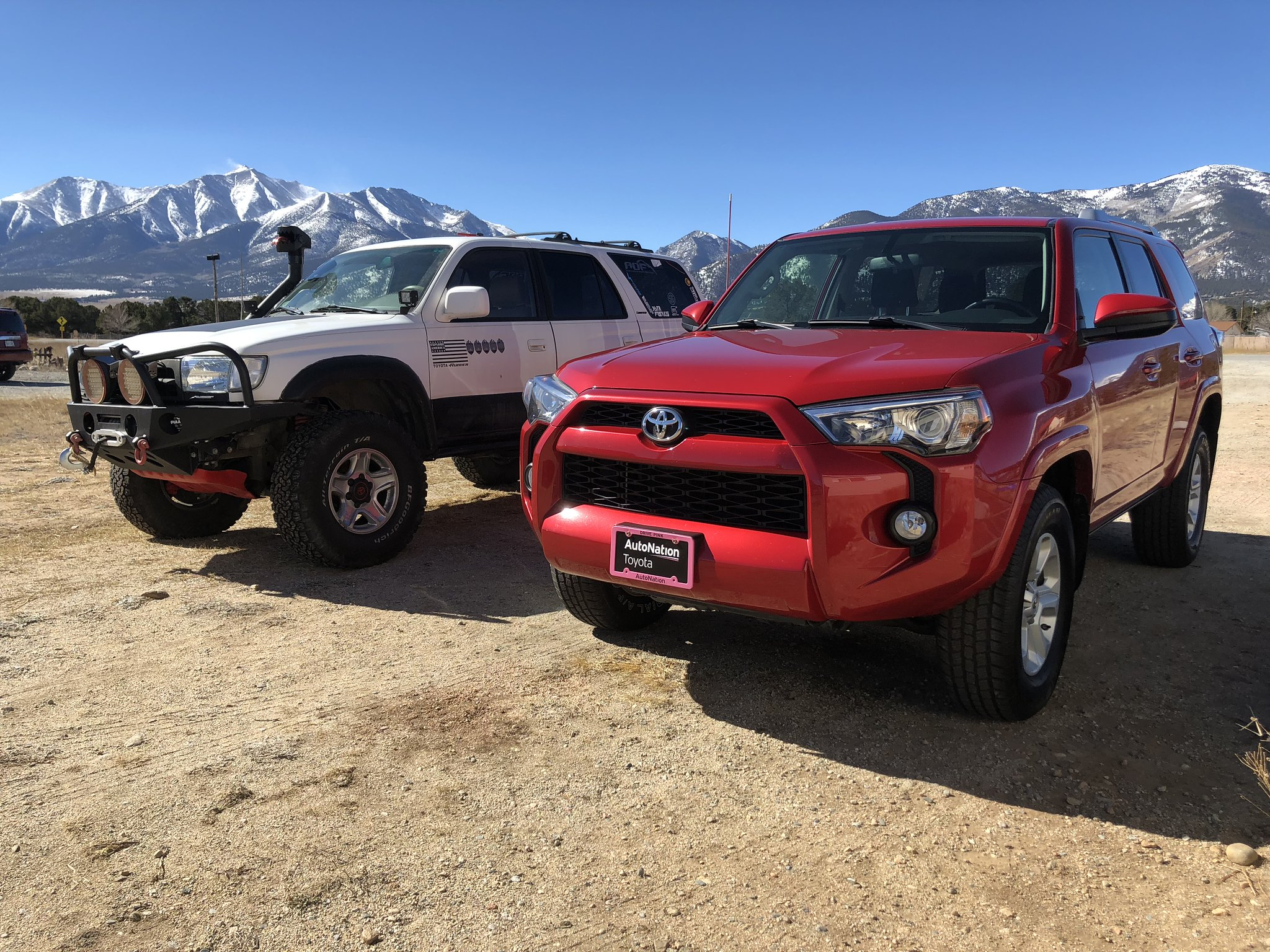 RedRunner s 2016 SR5 Build and Adventure Thread Toyota 4Runner