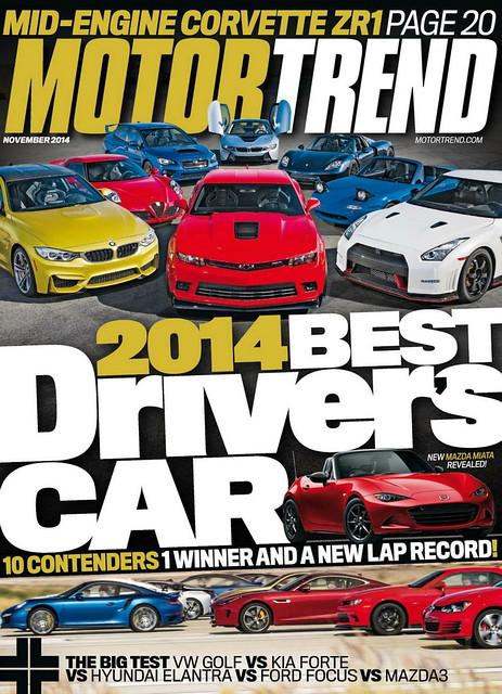 Motor Trend 11/2014