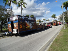 Tampa Bay Photo: Sant' Yago Knight Parade Members In Historical YBOR City