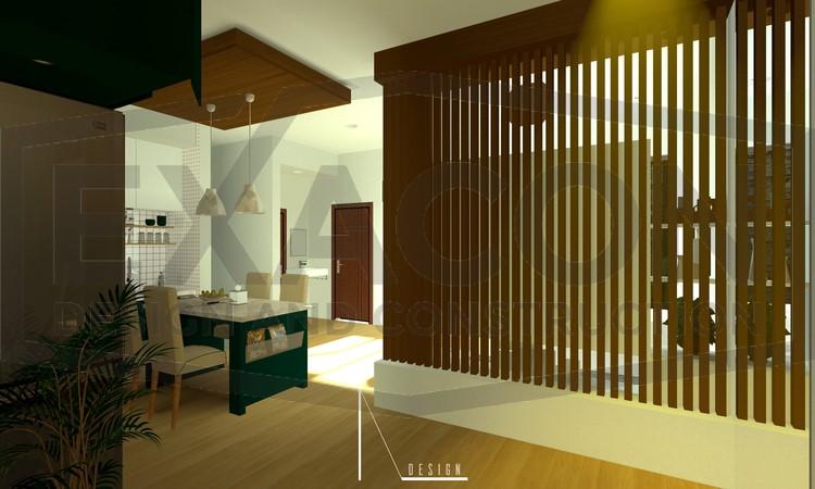 Desain Interior Rumah Minimalis Modern Bapak Anto – Depok 2 EXACON, Jasa Desain Interior Rumah di Kota Depok, Jasa Desain Interior Rumah di kota Tangerang, Jasa Desain Interior Rumah di kota Bogor