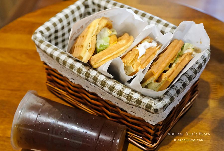 小木屋鬆餅.台中家商店08