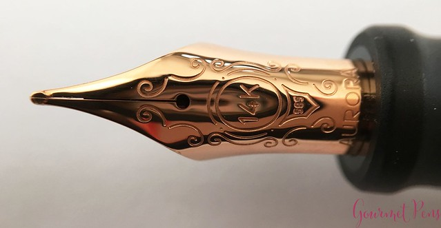Review Aurora 88 Satin Fountain Pen @iguana_sell @Iguanasell_ES 13