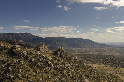 landscape albuquerque sandia mountains outdoor rugged sowthwest western west new mexico sky view