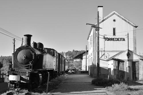 estaçao de Torredeita , CP E214
