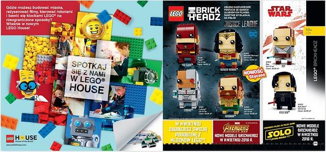 Katalog LEGO 2018 OPINIA 9