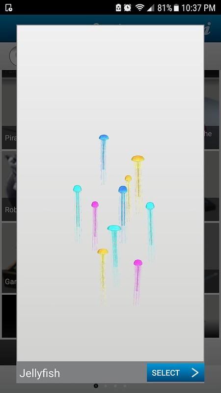 Jellyfish Aura