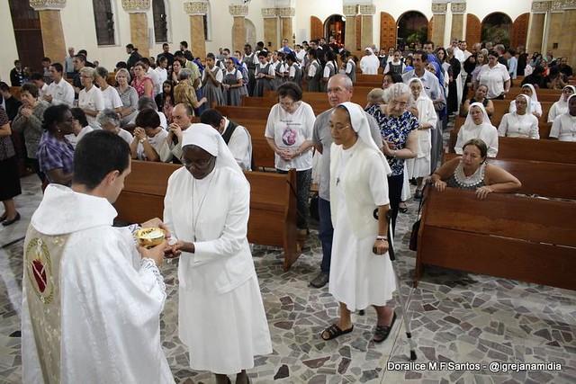Dia Mundial da Vida Consagrada em Mogi das Cruzes/SP