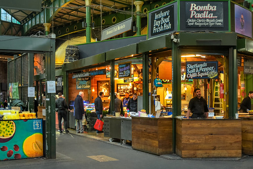 London: Borough Market