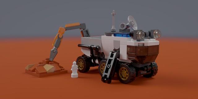 [MOC] Mobile Autonomous Research Station 39455527444_ba45dd04e7_z
