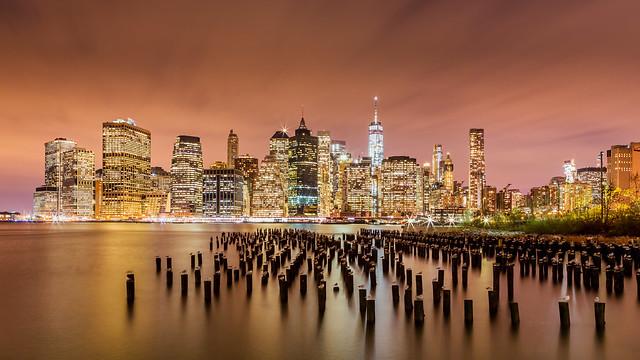 The Manhattan Skyline!