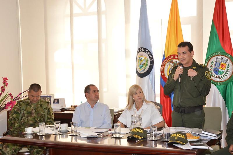 Consejo de Seguridad en Tuluá, Centro del Valle pasa el examen en reducción de homicidios