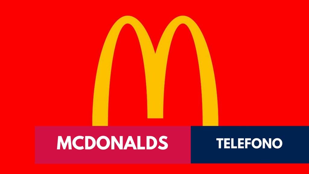 Telefono Mcdonalds